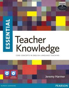 pearson_harmer_essentialteacherknowledge