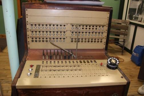 LIberty Coach switchboard