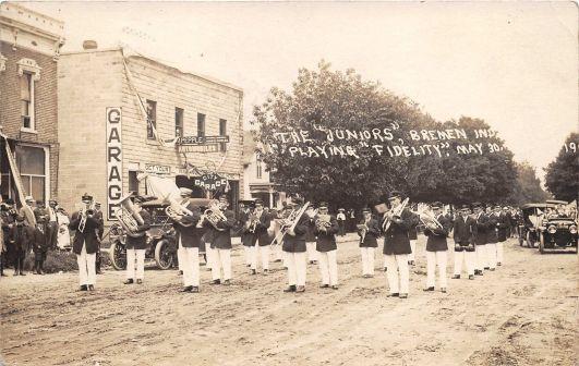 Juniors Band - 1913
