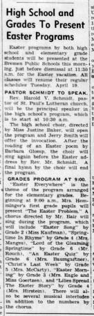 BHS Easter program - Enquirer_Thu__Apr_14__1960_