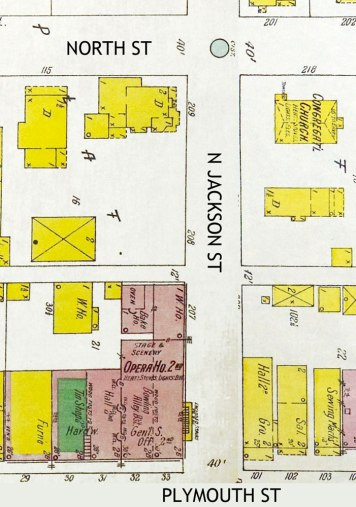 Bremen IN 1905 N Jackson St