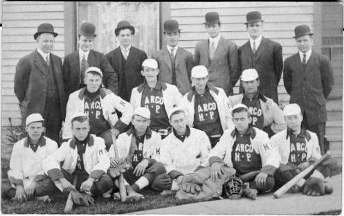 1910s baseball team