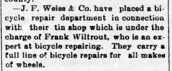Bremen Enquirer - Oct 19, 1894