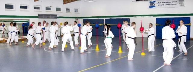 DKV-Sound-Karate Basis-Lizenzierung in Bremen 2