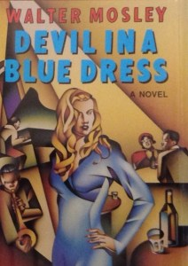 Devil in a Blue Dress Walter Mosley 1st Ed DJ
