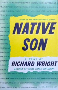 Native Son Richard Wright DJ Front