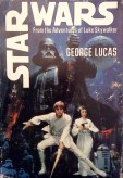 Star Wars George Lucas 1st Ed Book Club DJ Front