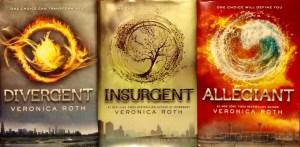Divergent Trilogy DJ