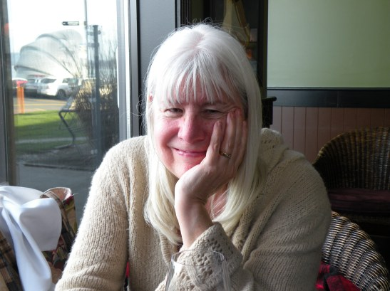 brenda picture taken in the sidney beacon pub by Susan Smith