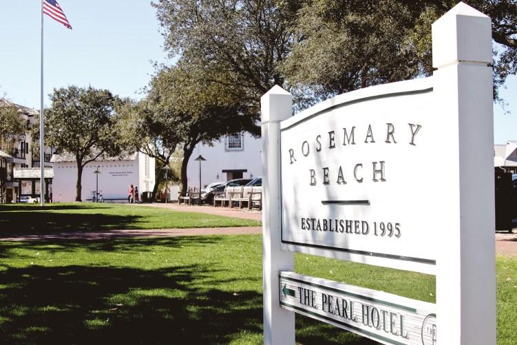 Rosemary Beach Florida - A Gluten Free Travel Guide