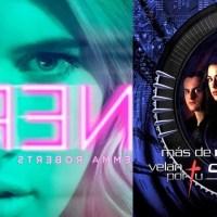 Emma Roberts le copia las pelis a Quimi de Compañeros