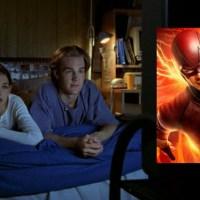 La foto del lunes: Guiño de Flash a Dawson Crece