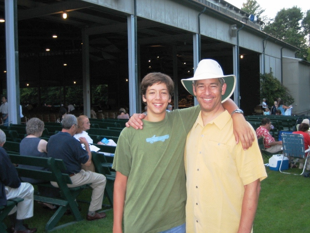 A visit to Tanglewood