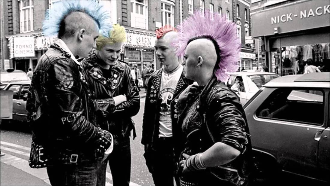 mohawks in London