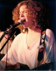 Musical Artist Brenda Layne performing at Madame Wong's in L.A.