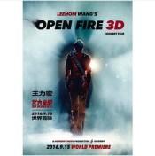 Leehom Wang - Open Fire 3D