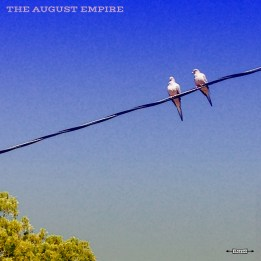 Album cover: The August Empire