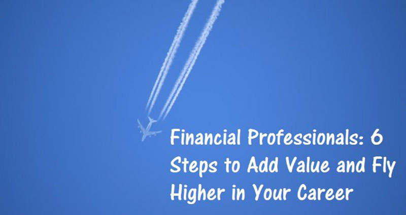 6 Steps to Add Value and Fly Higher in Your Career
