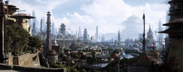 Jaime Jasso's 'Coppernica City.'