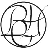 Brian. H. Gill 'BHG' logo