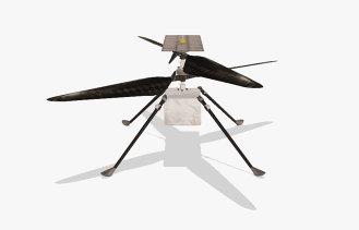 NASA Mars Helicopter Ingenuity.