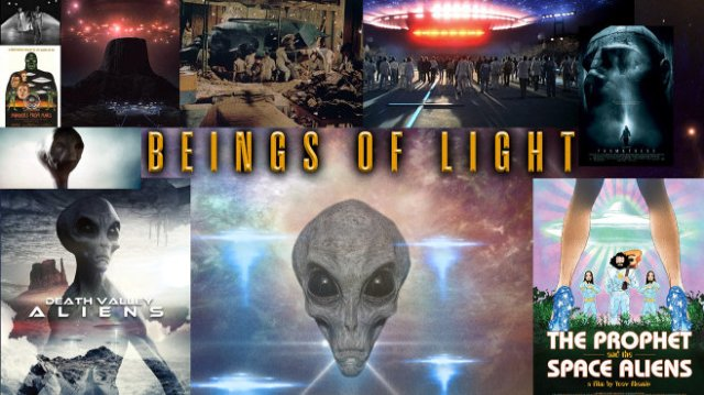 Space alien movies.