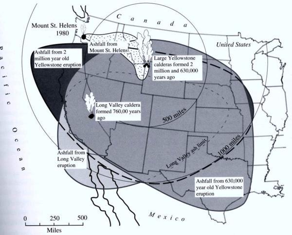 Kondratiylnidyp: Yellowstone Volcano Eruption Prediction