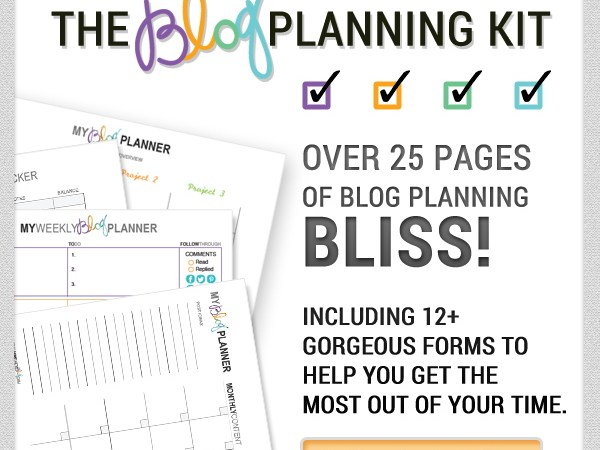 Blog Planning Bootcamp {with Coupon Code}!