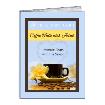 Coffee Talk with Jesus: Intimate Chats with the Savior {A Review and Giveaway}