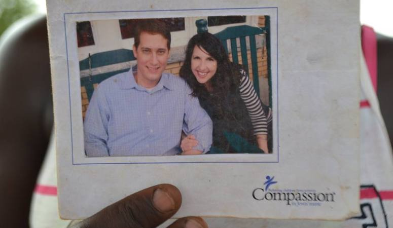 When 3,000 Miles Apart Becomes Zero {A Compassion International Story}