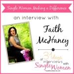 Faith McHaney Button