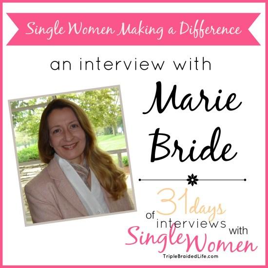Marie Bride Banner