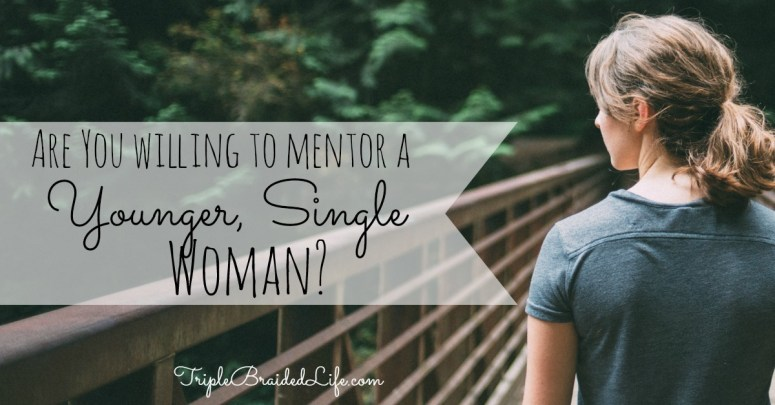 Are You Willing to Mentor a Single Woman 1200x627