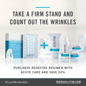 Regimen Special - REDEFINE+AUTE CARE