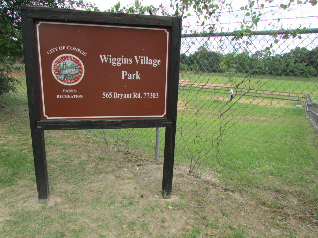 Wiggins Village Dog Park