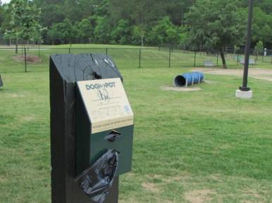 Cattail Dog Park, The Woodlands