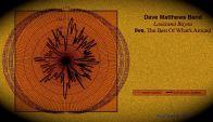 Dave-Matthews-Band-tempo-map-Lousisana-Bayou-meanspeed-1999