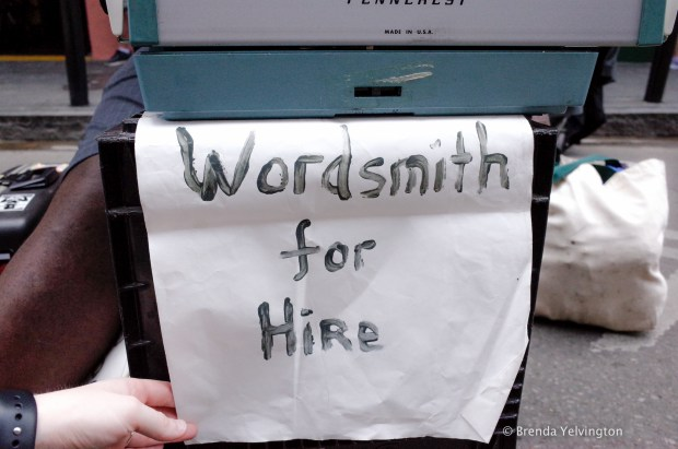 Wordsmith for Hire in NOLA
