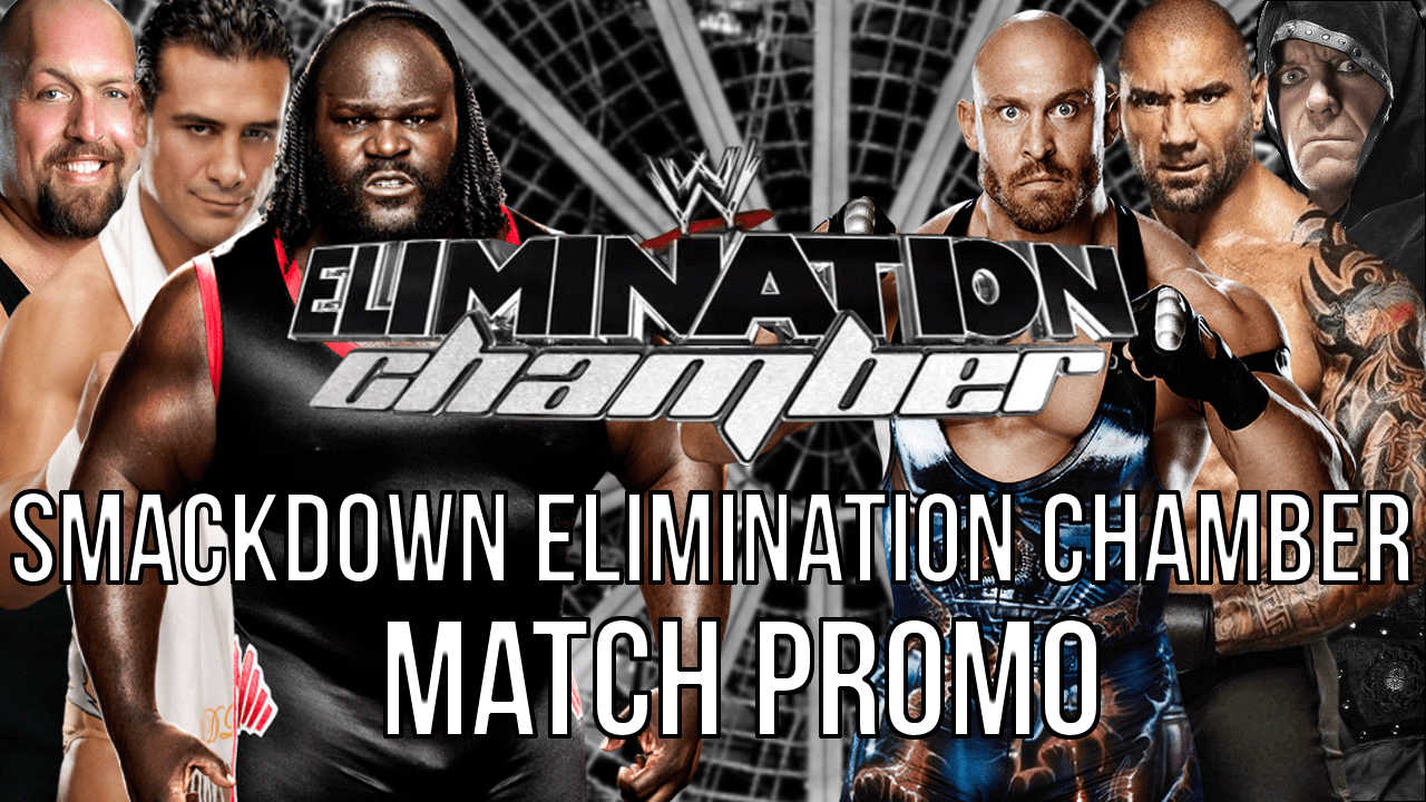 WWE 2k14 Universe Mode – Smackdown Elimination Chamber Promo