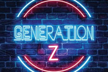 Znak koji prikazuje tekst Generazcija Z
