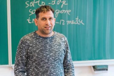 Mislav Čordaš: Moja je namjera djeci pružiti adekvatne uvjete za učenje