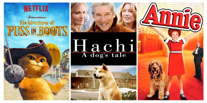 Netflix Favorites Family Fun Niight