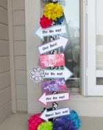 Every After High is the perfect fairy tale party theme! Get party ideas, free printable decorations and activities for a story-perfect party at BrenDid.com.