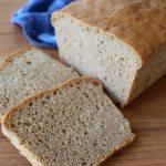 Healthy Recipe Idea: Homemade No Knead Bread