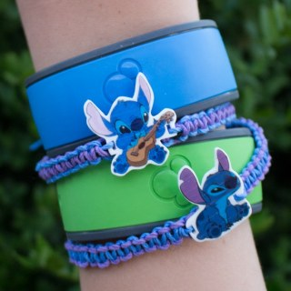 Easy Disney Friendship Bracelet Instructions