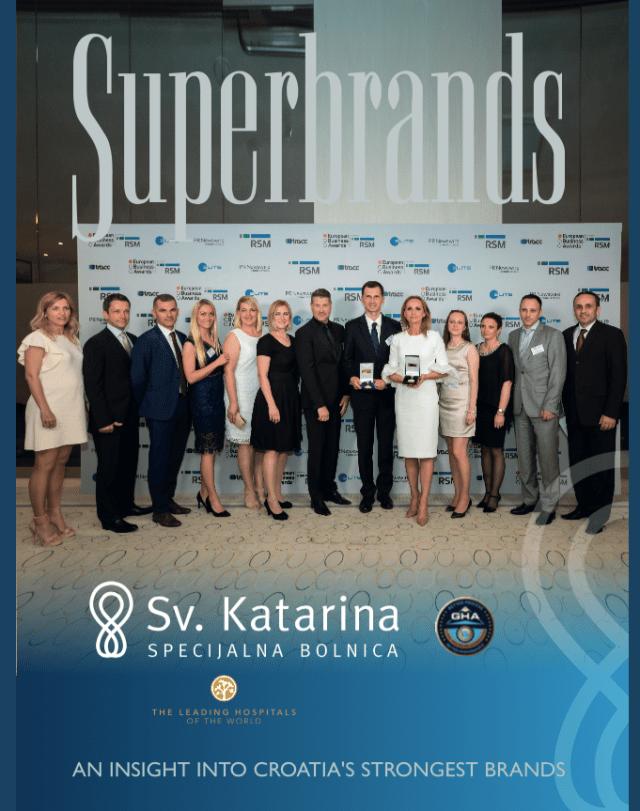SV. KATARINA - Superbrand 2017/18.