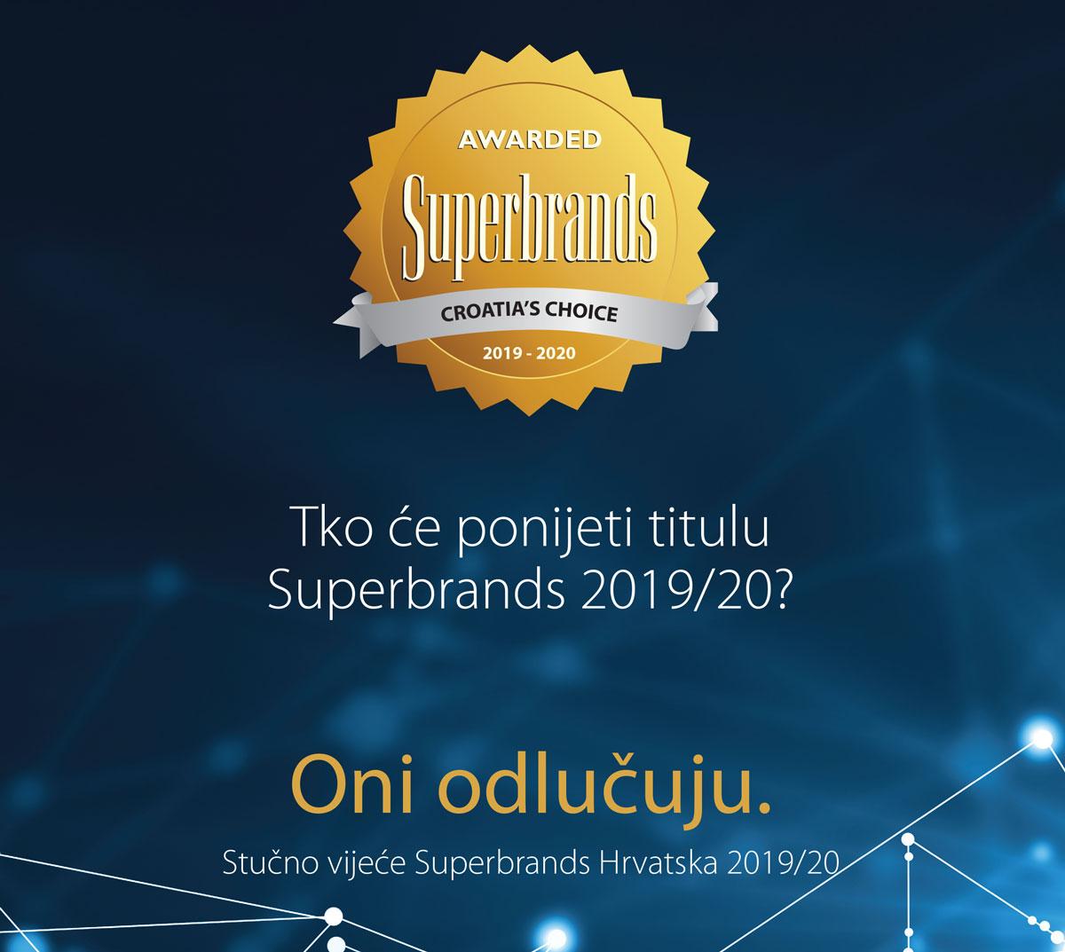 Superbrands stručno vijeće 2019./2020.
