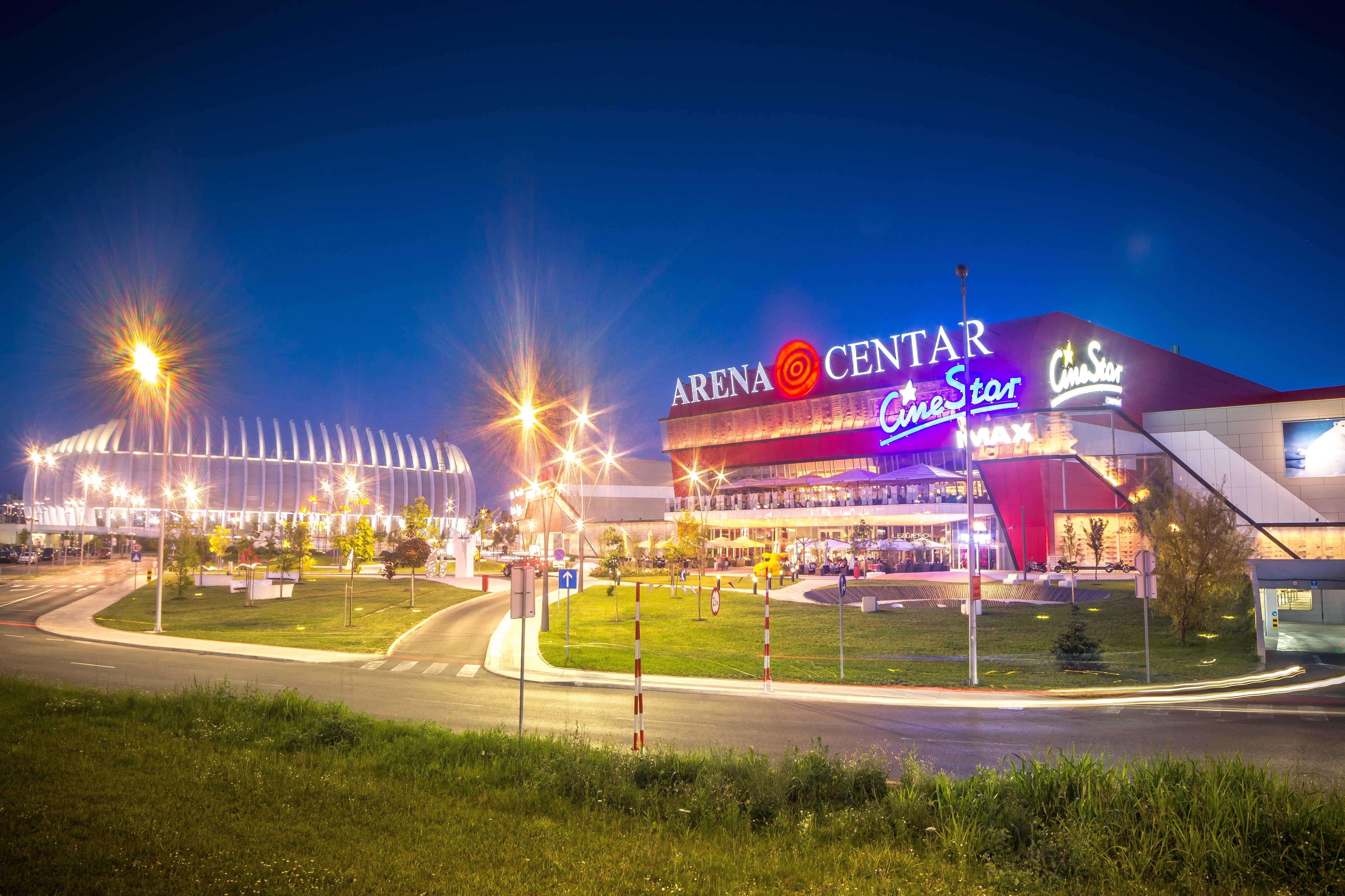 Arena Centar donirao UNICEF-u 600 tisuća kuna
