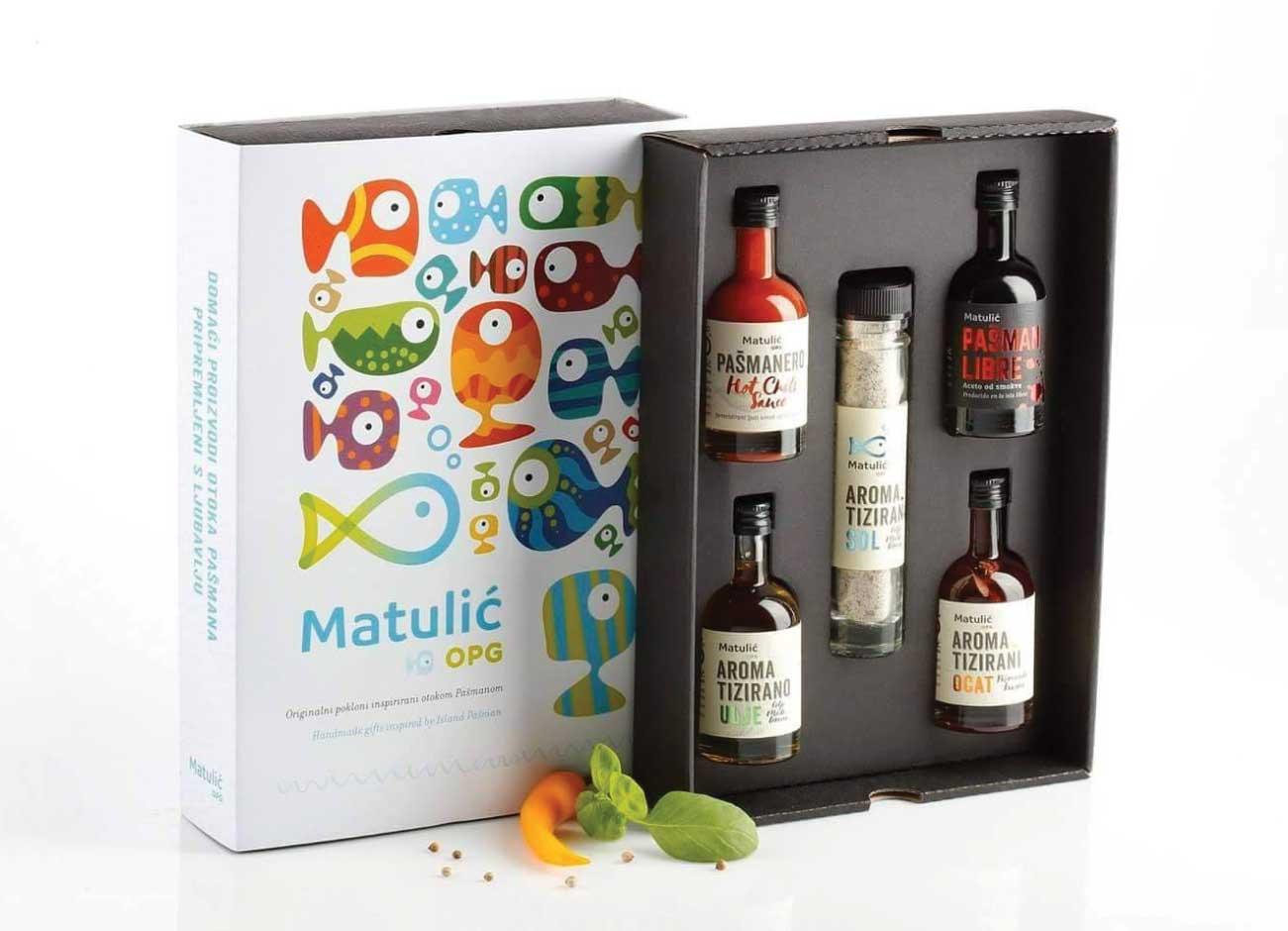 OPG Matulić - otočni paket emocija