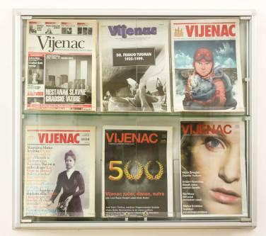 VIJENAC - 150 godina nacionalnog kulturnog identiteta